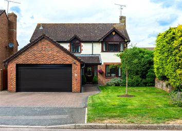 4 bed detached house for sale in Garnet Field, Yateley, Hampshire GU46