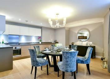 Thumbnail 2 bed flat for sale in Orion, The Boardwalk, Brighton Marina Village