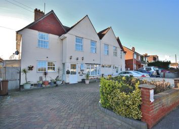 Thumbnail 5 bed semi-detached house for sale in Hall Lane, Walton On The Naze