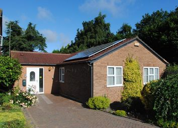 Thumbnail 3 bed detached bungalow for sale in Croft Close, Warwick
