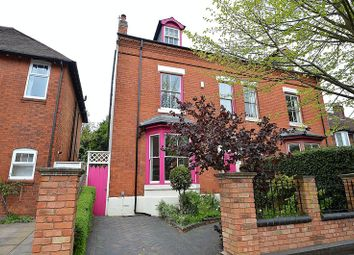 Thumbnail 5 bed semi-detached house for sale in Blenheim Road, Moseley, Birmingham