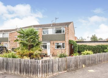 Thumbnail 3 bed semi-detached house for sale in Colwell Drive, Witney