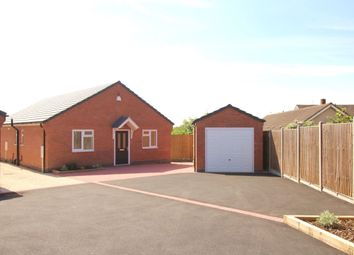Thumbnail 3 bed bungalow for sale in Compton Drive, Huncote, Leicester