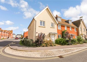 Thumbnail 3 bed end terrace house for sale in Cutforth Way, Romsey, Hampshire