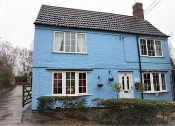 Thumbnail 3 bed cottage for sale in Eldon Street, Tuxford (Newark)