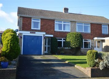Thumbnail 4 bed semi-detached house for sale in Luxford Road, Crowborough