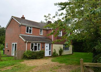 Thumbnail 4 bed detached house to rent in Woodsend, Aldbourne, Marlborough