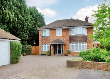 Thumbnail 4 bedroom detached house for sale in Lesley Avenue, Canterbury