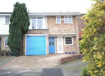 Thumbnail 3 bedroom end terrace house for sale in Milton Close, Henley-On-Thames, Oxfordshire