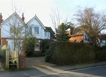 Thumbnail 5 bedroom detached house for sale in Alfred Road, Farnham, Surrey