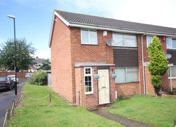 Thumbnail 3 bed end terrace house for sale in Penarth Grove, Binley, Coventry