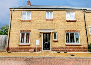 Thumbnail 4 bed end terrace house for sale in Taylor Close, Faringdon