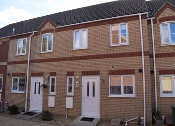 Thumbnail 2 bed terraced house for sale in Bruce Close, Wisbech
