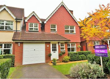 Thumbnail 4 bed semi-detached house for sale in Tyler Drive, Arborfield, Reading