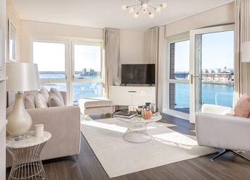 "Thumbnail 2 bedroom flat for sale in ""Azera F1"" at Centenary Plaza, Southampton"