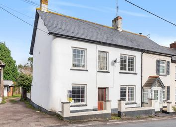 Thumbnail 3 bed end terrace house for sale in Oaktree Villas, Station Road, Newton Poppleford, Sidmouth