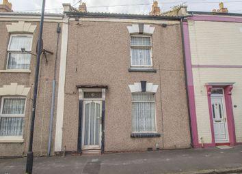 Thumbnail 2 bedroom terraced house for sale in Hanover Street, Redfield, Bristol