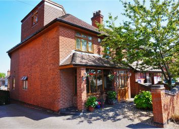 Thumbnail 5 bedroom detached house for sale in Smisby Road, Ashby-De-La-Zouch