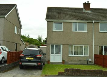Thumbnail 3 bed semi-detached house for sale in Penuel Close, Swansea