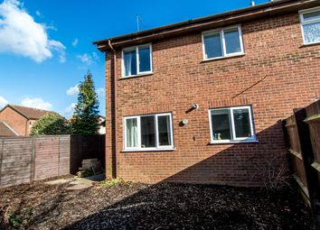 Thumbnail 1 bedroom semi-detached house for sale in Bradmoor Court, Abington, Northampton