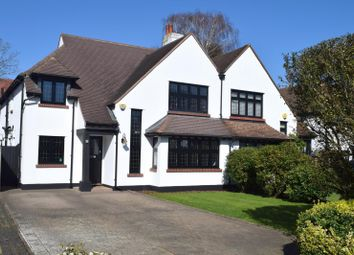 Ashley Park Crescent, Walton-On-Thames KT12. 4 bed semi-detached house for sale