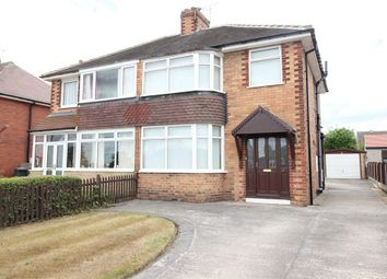 Thumbnail 3 bedroom semi-detached house for sale in Braithwell Road, Maltby, Rotherham, South Yorkshire, UK