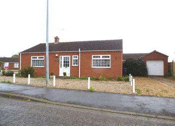 Thumbnail 2 bedroom detached bungalow for sale in Mountbatten Road, Dersingham, King's Lynn