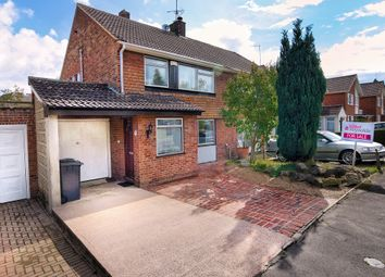 Thumbnail 3 bed semi-detached house for sale in Staleys Road, Borough Green