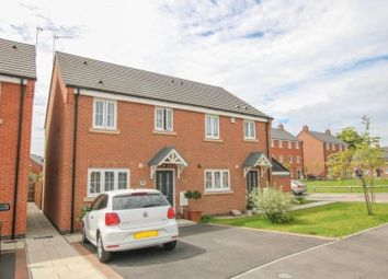 Thumbnail 3 bed semi-detached house for sale in Lancaster Gardens, Coventry