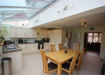Thumbnail 3 bedroom semi-detached house for sale in Burford Avenue, Old Walcot, Swindon