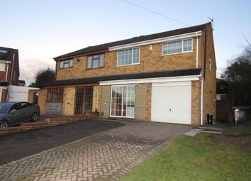 Thumbnail 3 bed property to rent in Judge Road, Brierley Hill