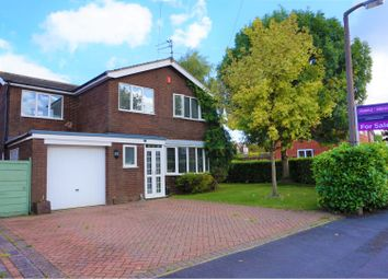 Thumbnail 4 bed detached house for sale in St. Austell Avenue, Macclesfield