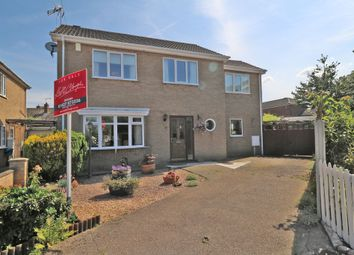 Thumbnail 4 bed detached house for sale in Newland View, Epworth, Doncaster