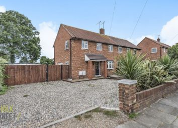 Thumbnail 3 bed semi-detached house for sale in Giffords Cross Avenue, Corringham