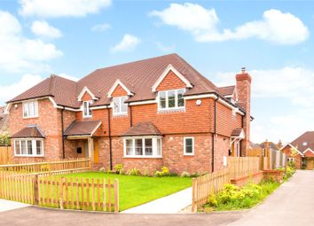 Thumbnail 4 bed semi-detached house for sale in Farn Brakes, Church Street, Rudgwick, Horsham