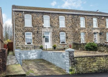 Thumbnail 3 bed semi-detached house for sale in Midland Place, Llansamlet, Swansea