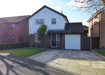 Thumbnail 3 bed detached house for sale in Fairacres, Standish, Wigan