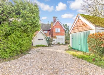 Thumbnail 3 bed link-detached house for sale in The Street, Bramley, Tadley, Hampshire