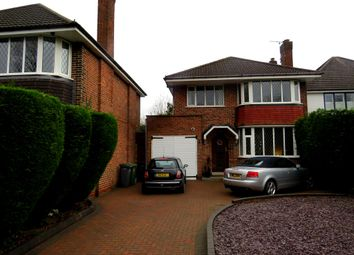 3 bed detached house for sale in Yew Tree Lane, Solihull B91