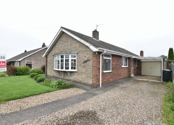 Thumbnail 3 bed detached bungalow for sale in Wold View, Fotherby, Louth