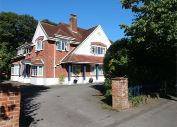 Thumbnail 5 bedroom detached house for sale in Browning Avenue, Bournemouth, Dorset
