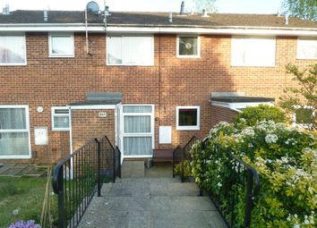 Thumbnail 1 bed flat for sale in King John Avenue, Bearwood, Bournemouth