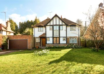 Thumbnail 4 bed detached house for sale in Dome Hill, Caterham, Surrey