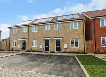 Thumbnail 3 bed end terrace house for sale in Plough Lane, Houghton Conquest, Houghton Conquest
