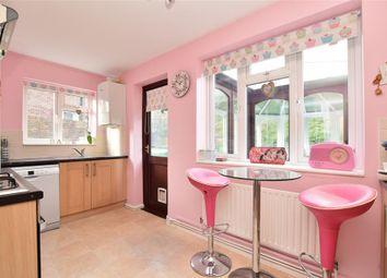 Thumbnail 2 bed maisonette for sale in Evesham Close, Reigate, Surrey