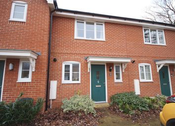 Thumbnail 2 bed terraced house for sale in Roe Gardens, Three Mile Cross, Reading, Berkshire