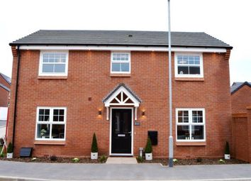 Thumbnail 4 bed detached house for sale in Hale Grove, Chorley, Lancashire