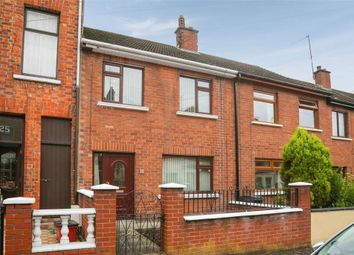 Thumbnail 3 bed terraced house for sale in Ponsonby Avenue, Belfast, County Antrim