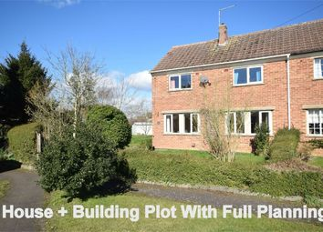 Thumbnail 3 bedroom semi-detached house for sale in Salcey Avenue, Hartwell, Northampton