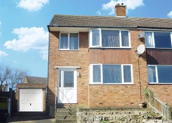 Thumbnail 3 bedroom semi-detached house for sale in Upton Close, Ipswich